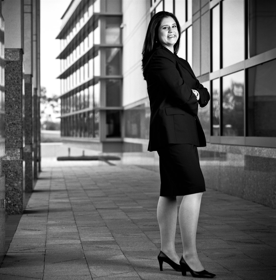 Cristina Candia Lopez - National Society of Hispanic MBAs Created for Spirit Magazine