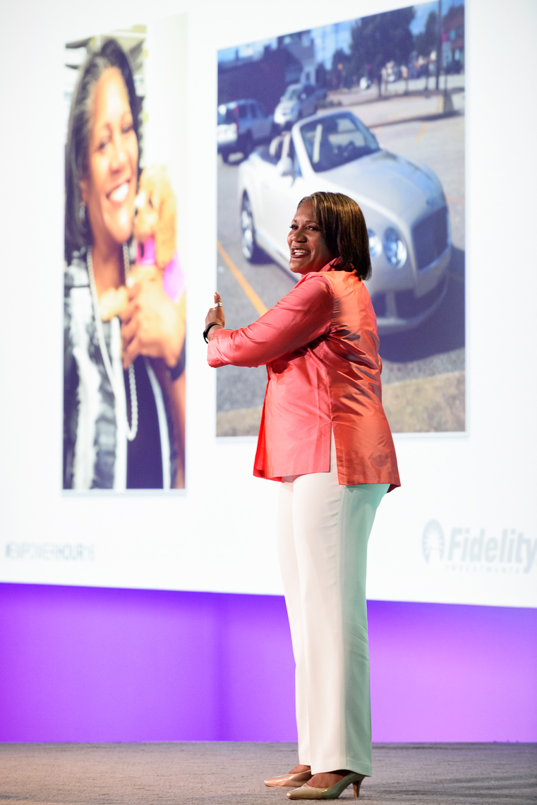 Cheryl Wilson - SVP,  Market Manager at Fidelity Investments