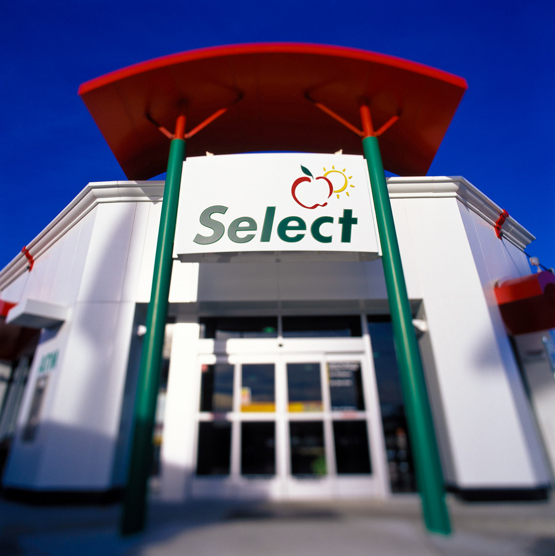 Shell Select Convenience Store - Entrance