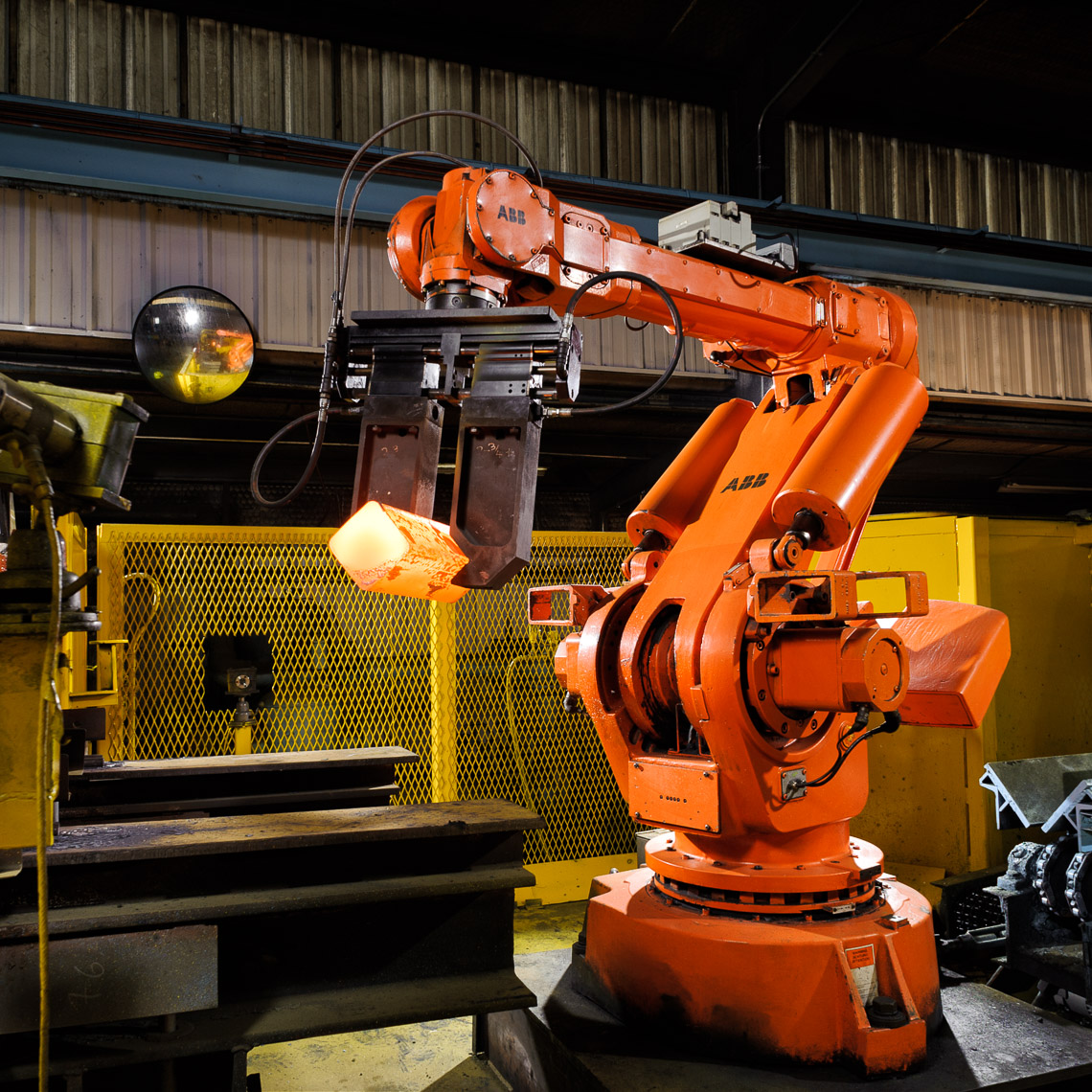 Ellwood Group - Robotic Arm