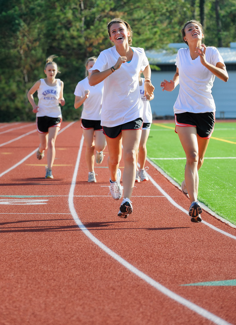The Kinkaid School - Girls Track
